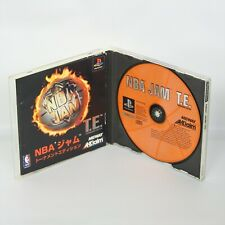 NBA JAM T.E. PS1 Playstation For JP System 2789 p1