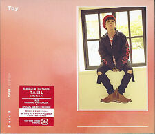 BLOCK B-TOY (JAPANESE VERSION) [TAEIL EDITION]-JAPAN CD+DVD Ltd/Ed D86