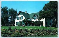 Postcard Canada 1970s Green Gables Cavendish Prince Edward Island Photo View D1