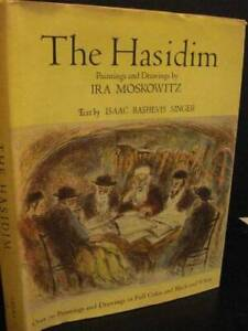 The Hasidim - Hardcover By Isaac Bashevis singer - ACCEPTABLE