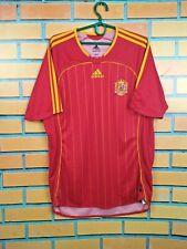 Spain Jersey 2005 2007 Home M Shirt Adidas Football Soccer