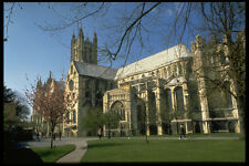 383009 cantebury CATTEDRALE Kent Inghilterra A4 FOTO STAMPA