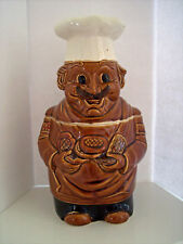 JAPAN COOKIE JAR CHEF LATE FIFTY'S TO EARLY SIXTY'S