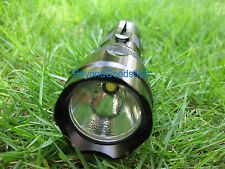 Ultrafire WF-502B CREE XM-L U2 800 Lumens Warm White LED 1-mode Lamp Flashlight