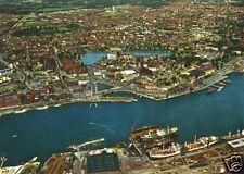 AK, Kiel, Luftbildteilansicht, ca. 1970