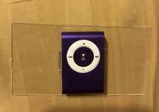MP3 Music Player Mini Metal Clip Support 2GB Earphone and Cord NWT.   W