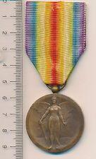 ROMANIA Royal Order MEDAL Romanian INTER ALLIED VICTORY WAR WW 1 I KRISTESKO RR