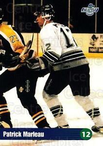1996-97 Seattle Thunderbirds #15 Patrick Marleau