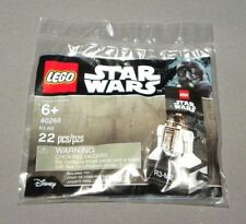 LEGO 40268 STAR WARS PROMOTIONAL SEALED RARE POLYBAG OF R3-M2