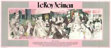 LeRoy Neiman Polo Lounge Open Edition
