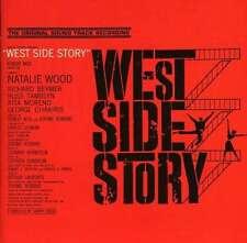 West Side Story O.S.T. Original Soundtrack Filmmusik CD CBS NEWS