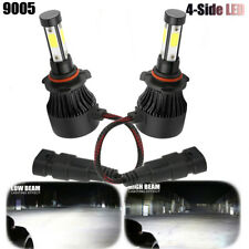 CREE 4-Sided LED Headlight Kit 9005 HB3 1820W 273000LM 6000K Hi Beam White Bulbs