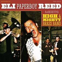 Eli Paperboy Reed - Eli Paperboy Reed Meets High and Mighty Brass Band [CD]