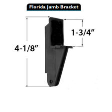 Florida Jamb Bracket for Coastal Closer White-51611-092