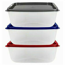 Large Plastic Storage Container With Vent  4L  Food Storage Container