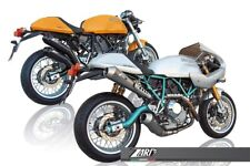 Zard Auspuff Ducati Paul Smart Full Kit 2-2  Voll-Titan E-geprüft