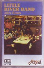 RARE Little River Band After Hours original Australian cassette UNP