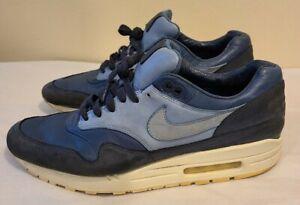 Nike AIR MAX 1 PINNACLE 859554-400 Ocean Fog - Size 13
