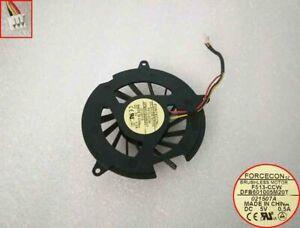 For  HP DV5000 DV5200 DV8000 DV8300 Notebook CPU Fan DFB601005M20T F513-CCW