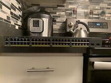 WS-C2960X-48LPD-L Cisco Catalyst 2960-X 48 GigE PoE 370W, 2 x 10G SFP+ LAN Base