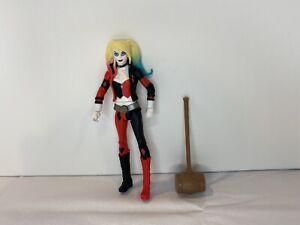 """Harley Quinn Batman Missions Mattel DC Comics 6"""" Suicide Squad Action Figure"""