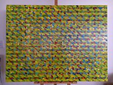 High Density Abstract Painting On Canvas 91.4cm x 121.8cm