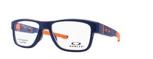 Oakley Crossrange Switch RX Eyeglasses OX8132-0252 Universe Blue [52-17-139]
