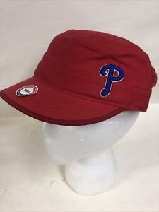 Twins Enterprise Womens Baseball Cap Hat Philadelphia Phillies MLB ONE SIZE New