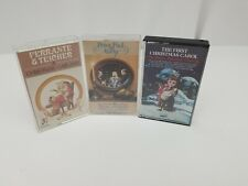 Christmas Cassette Tapes Lot of 3 Harry Simeone Chorale Peter Paul Mary Ferrante