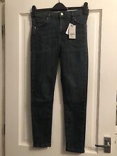 Topshop Moto SKINNY Jeans Jamie High Waist Ankle Grazer Size 12 W30 F L32