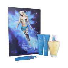 Paris Hilton Fairy Dust EDP Spray 100ml, Body Lotion, Shower Gel & Pocket Mirror