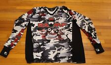 Bamf Wepnz Pro Paintball tournament Jersey With Half Gloves 3xl