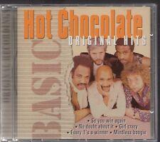 HOT CHOCOLATE Original Hits CD DISKY HOLLAND FREEPOST ERROL BROWN