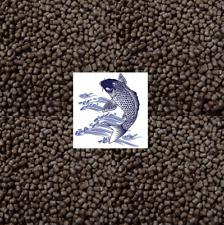 1kg pellet 4mm da pesca carpa carassio breme spigola orata carpfishing bolognese