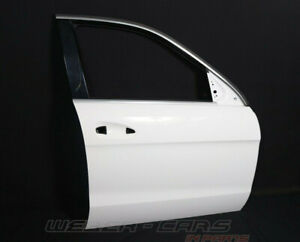 A1667200205 Mercedes MB X166 Gl GLS 63 AMG Door With BAR Disc VR White