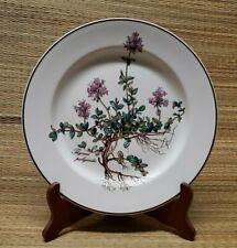 Villeroy and Boch Thymus Pulegioides plates.