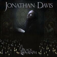 JONATHAN DAVIS - BLACK LABYRINTH   CD NEW+