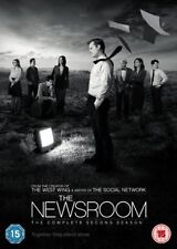 The Newsroom Complete Series 2 DVD All Episode Second Season Original UK NEW R2