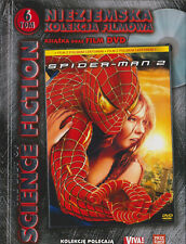DVD - SPIDER-MAN 2 - NEW DVD