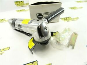 """NEW STEELRAM PNEUMATIC 4"""" ANGLE GRINDER"""