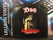 Dio Intermission LP Album Vinyl Record VERB40 A1/B1 Rock Metal 80's Ronnie James