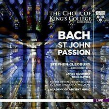 CD musicali Sebastian Bach SACD