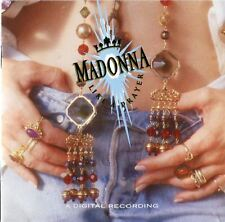 MADONNA like a prayer (CD, album, 1989) synth pop, pop rock, 11 tracks, sire