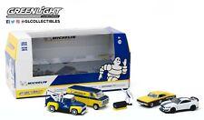 Greenlight 1/64 58049 Michelin Service Center Diorama,  Free Ship!