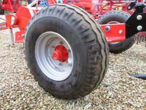 NEW 12.5/80 x 15.3 Wheel & Tyre assembly