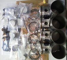 New 87mm Kubota V2403 Engine Rebuilt Kits Liner Piston Full Gasket Set Bearing