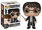 Funko Pop! Movies: Harry Potter #01 Vinyl Action Figure With Wizard Wand