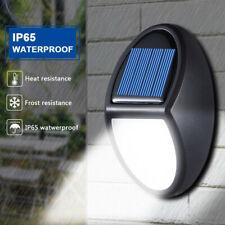 10LED Solar Powered Waterproof High Brightness Lights Motion Sensor Wall Light