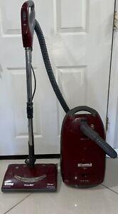 Kenmore 116 True HEPA Canister Vacuum Cleaner Whisper
