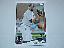 Robbie Ray 2014 Topps Update Rookie Card #US-284